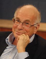 Nobel Laureate Danny Kahneman