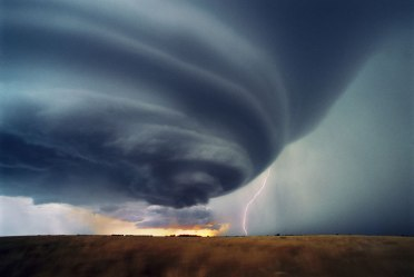 A Supercell Preparing for Work