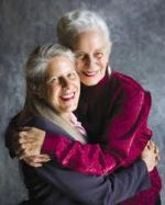 Jill Bolte Taylor & Mom