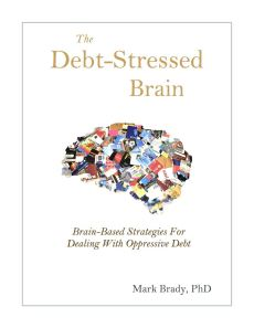 Debt Stressed Brain Cover Maya