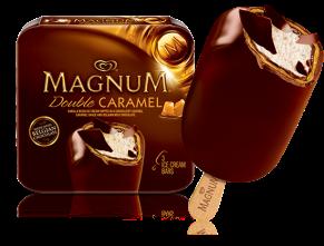 a Ice cream Magnum