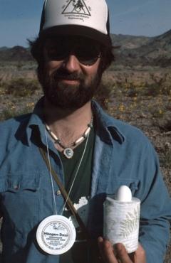 Death Valley Baba Disciple